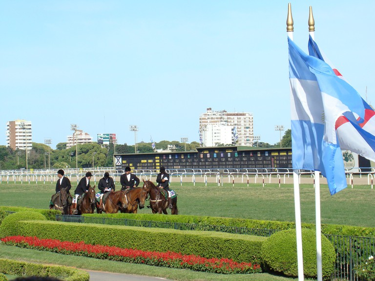 Horse racing in Buenos Aires | © Pablo Palmeiro / Flickr