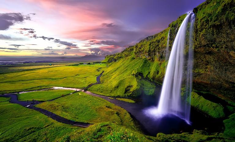 Seljalandsfoss | © Tpsdave - Pixabay
