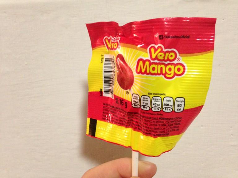 Vero Mango spicy and salty lollies | © Lauren Cocking