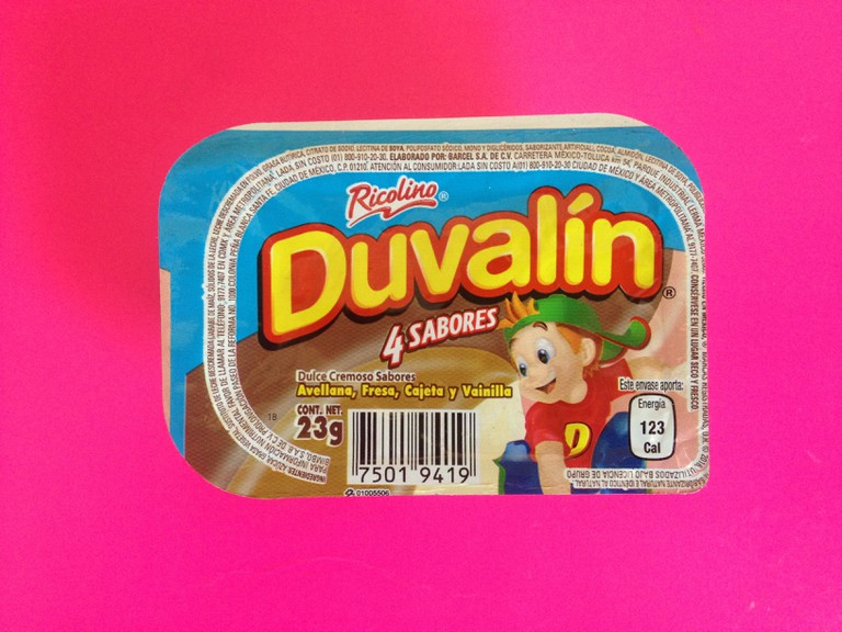 Duvalin; some say it's better than Nutella | © Lauren Cocking