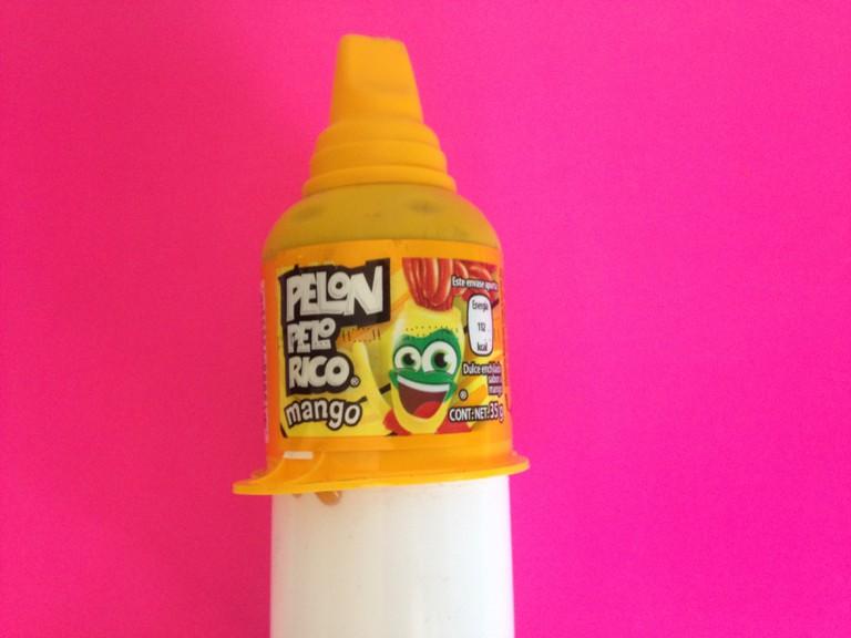 Pelon Pelo Rico, the funnest Mexican candy | © Lauren Cocking