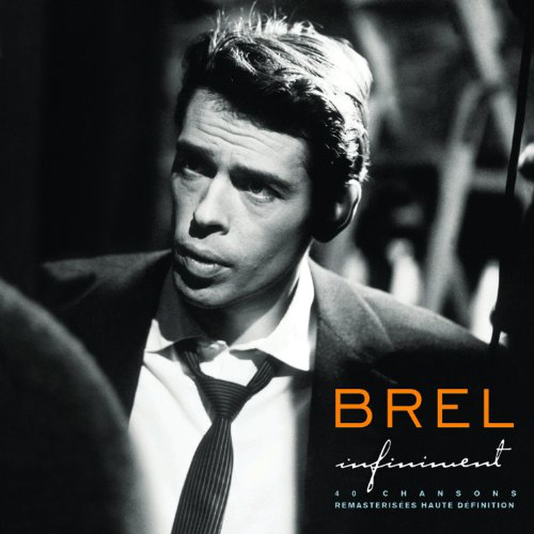 Infiniment, a Brel compilation album | © Barclay and Universal