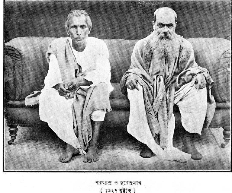 Sarat Chandra Chattopadhyay and Surendranath Roy