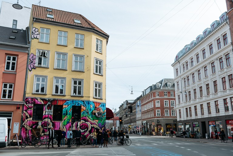 Norrebro Neighbourhood-Copenhagen-Denmark