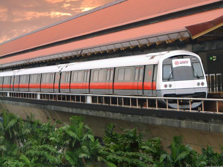Singapore MRT | © Calvin Teo/WikiCommons