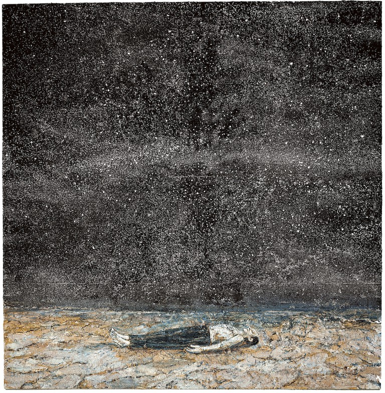 The Renowned Orders Of The Night by Anselm Kiefer | Guggenheim Museum Bilbao