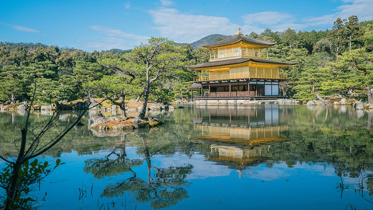 Bask in the Glow of Kinkaku-ji