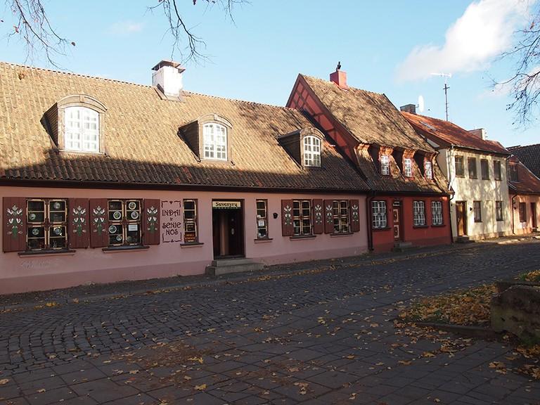 Klaipeda Old Town