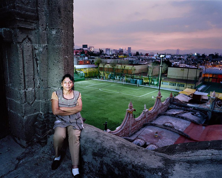 LOURDES, Mexico City 2016 ©Anja Jensen, VG Bildkunst, Bonn 2017