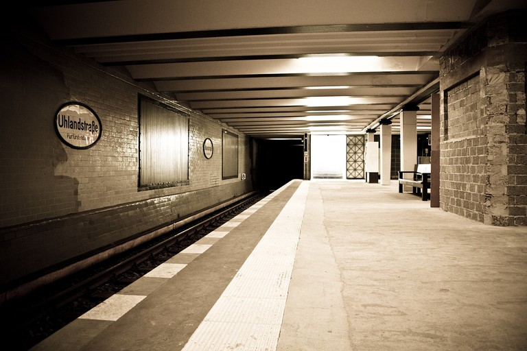 Berlin had many 'ghost stations'