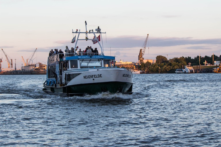 Public transport ferry