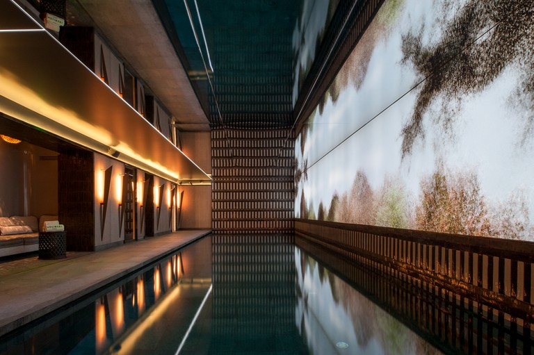 Nolinski Paris Spa by La Colline │ Courtesy of Nolinski