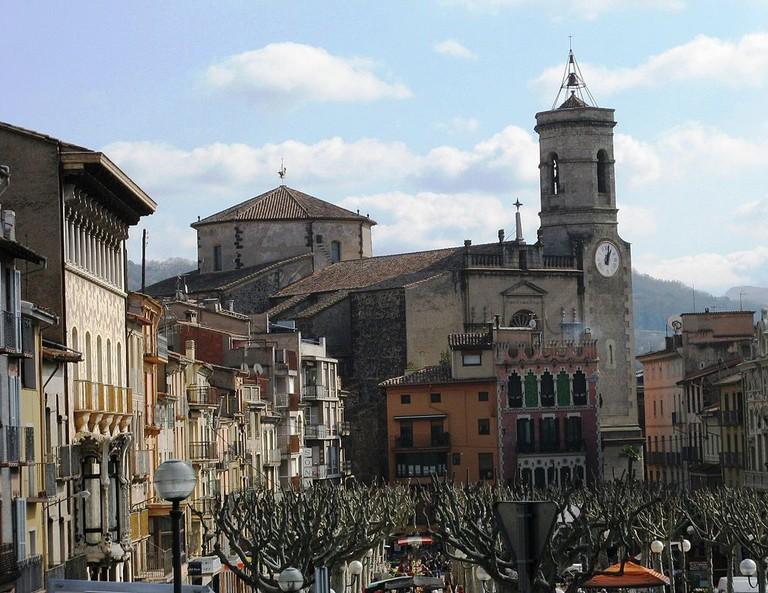 Olot, Girona, Spain | ©Wamito / Wikimedia Commons