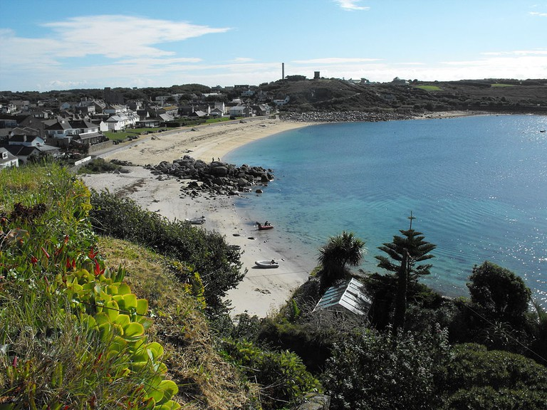 Portcressa, Isles of Scilly