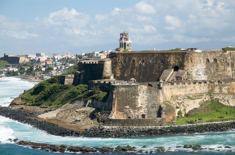 San Juan Puerto Rico | © Dmitry K/Flickr