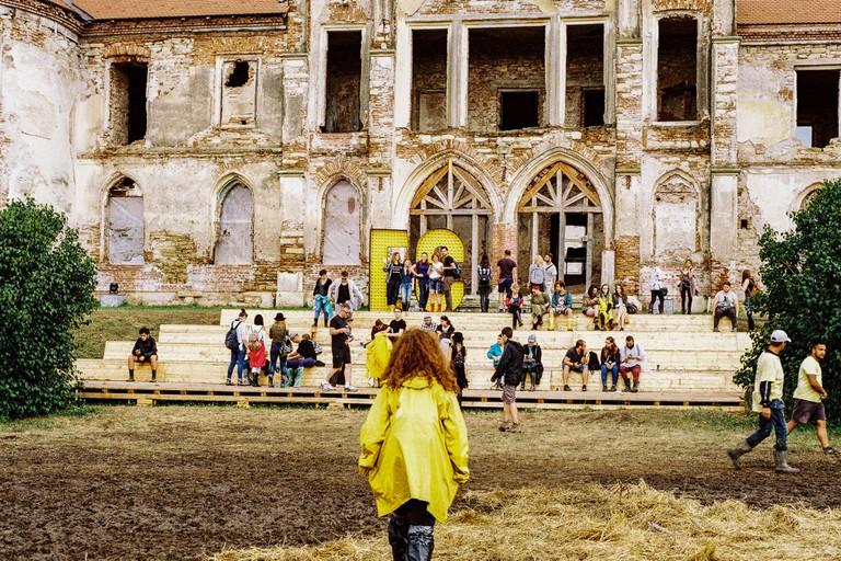 Electric Castle Festival in Cluj-Napoca