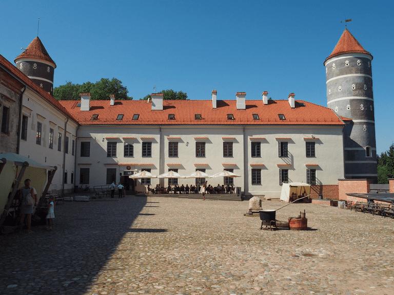 Panemune Castle