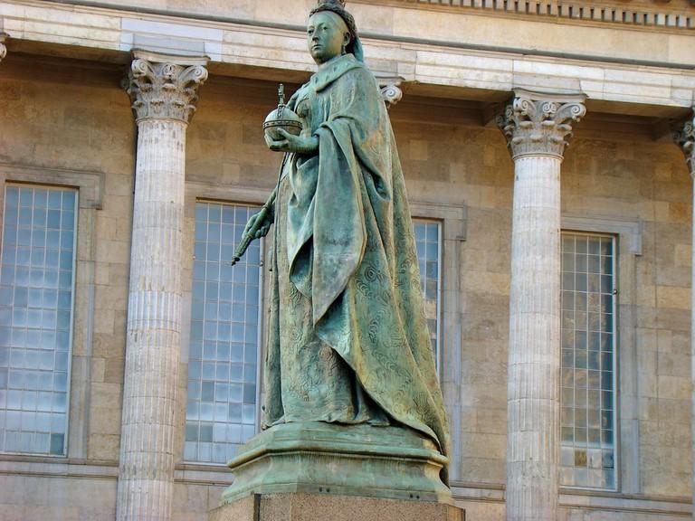 Statue of Queen Victoria, Birmingham