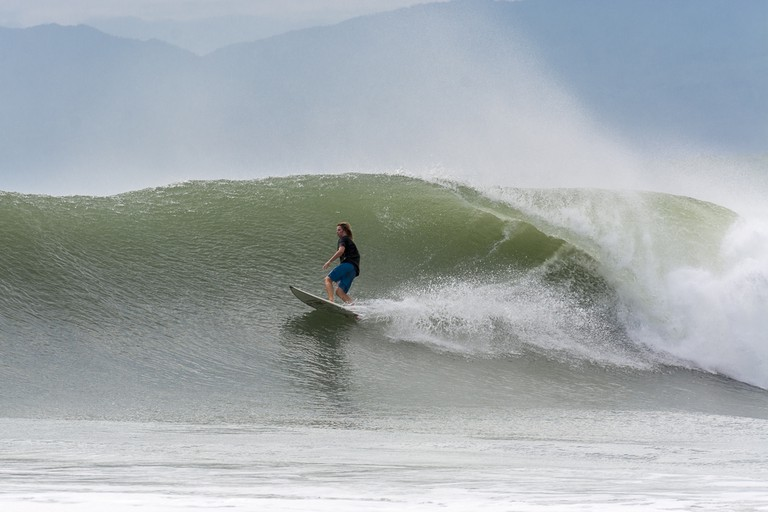 Puerto Escondido has long been known for great surfing
