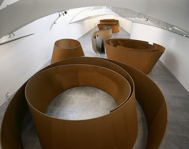 The Matter of Time by Richard Serra | Guggenheim Museum Bilbao