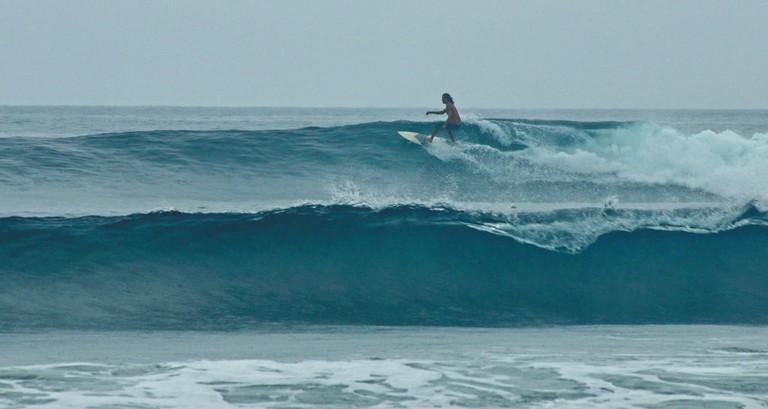 Dreamy last light surfs/Tommy Michael BADFish Photography