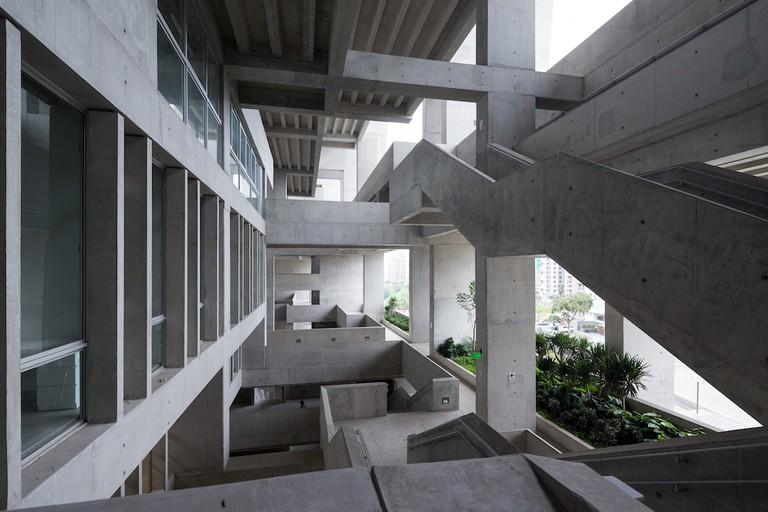 UTEC, Lima by Grafton Architects