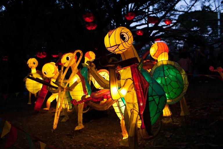 Auckland Lantern Festival 2013