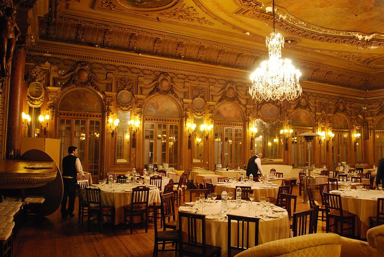 Casa do Alentejo, a romantic place for dinner