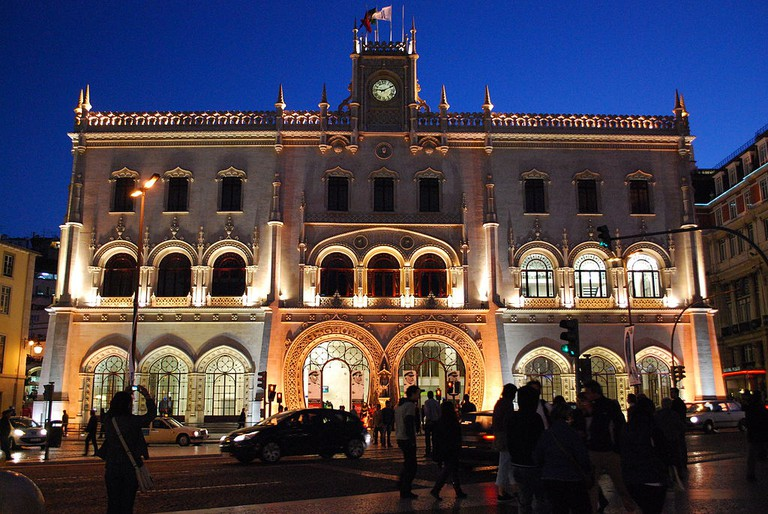 Estação do Rossio (Rossio Train Station)