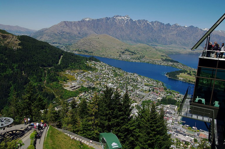 Bob's Peak, Queenstown