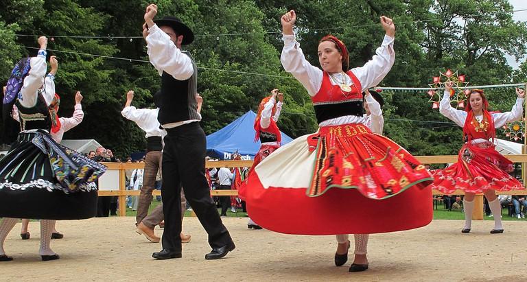 Portuguese Folk Dances