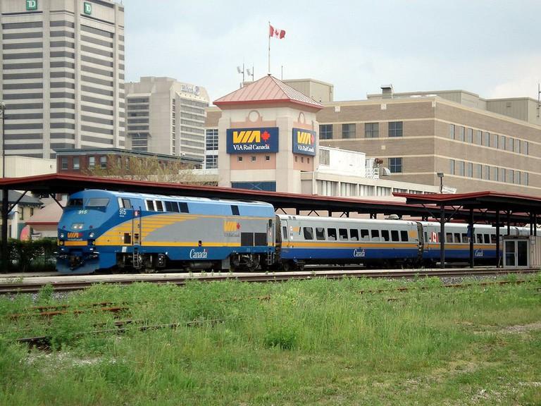 VIA Rail | © Balcer / WikiCommons