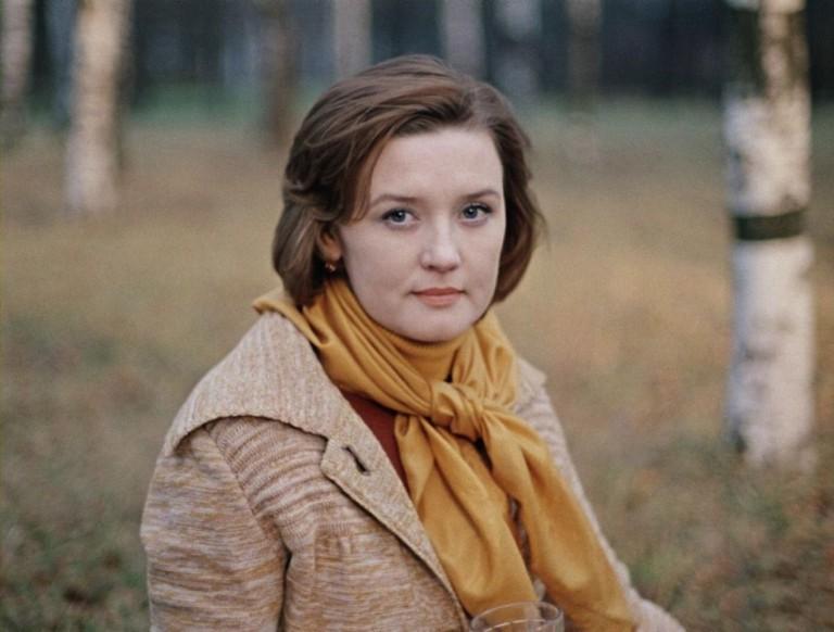 Vera Alentova in Moscow Does Not Believe in Tears