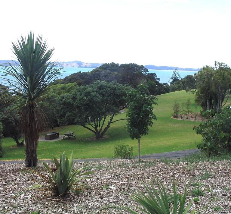 Omana View of Waiheke Island