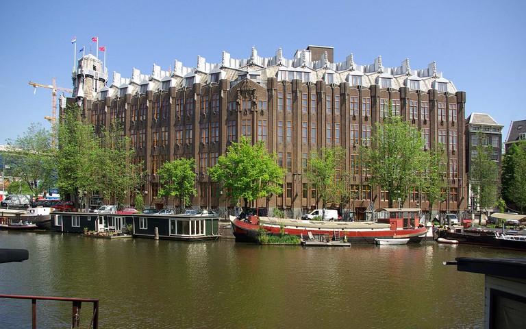 Het Scheepvarthuis | © Janericloebe / WikiCommons
