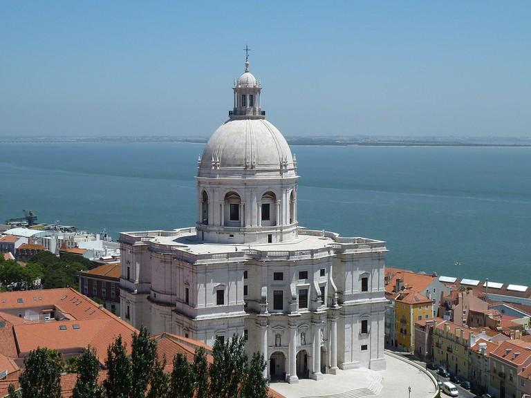 Panteão Nacional Mosteiro de Sao Vicente de Fora