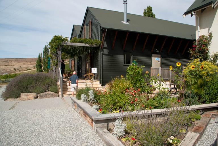 Felton Road Winery Tasting Room