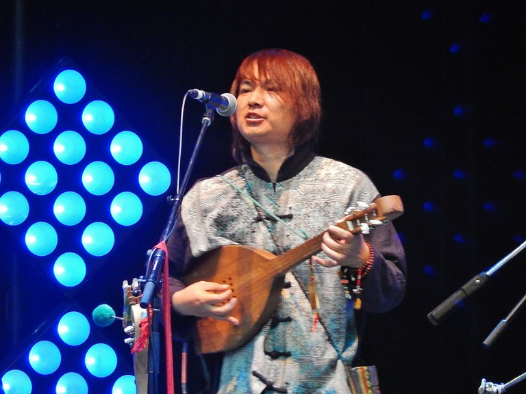 Traditional strings – Shan ren