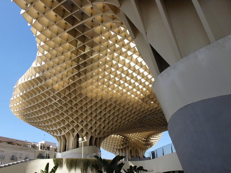 Seville's Las Setas