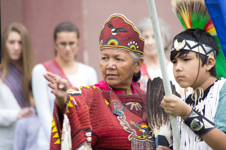 National Aboriginal Day Celebrations in BC