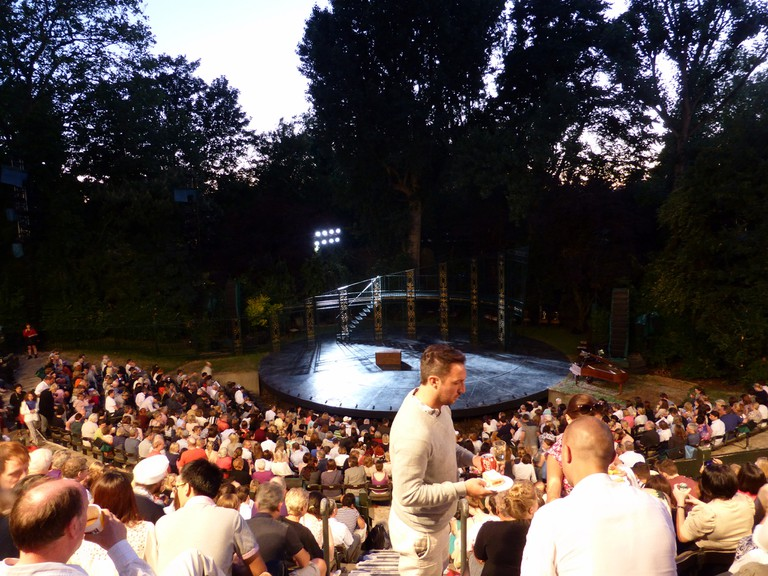 Open air theatre in Regent's Park