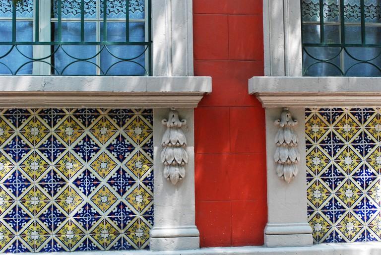 Gorgeous Condesa tiles
