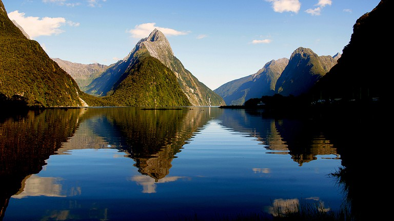Milford Sound, New Zealand |© Bernard Spragg/Flickr