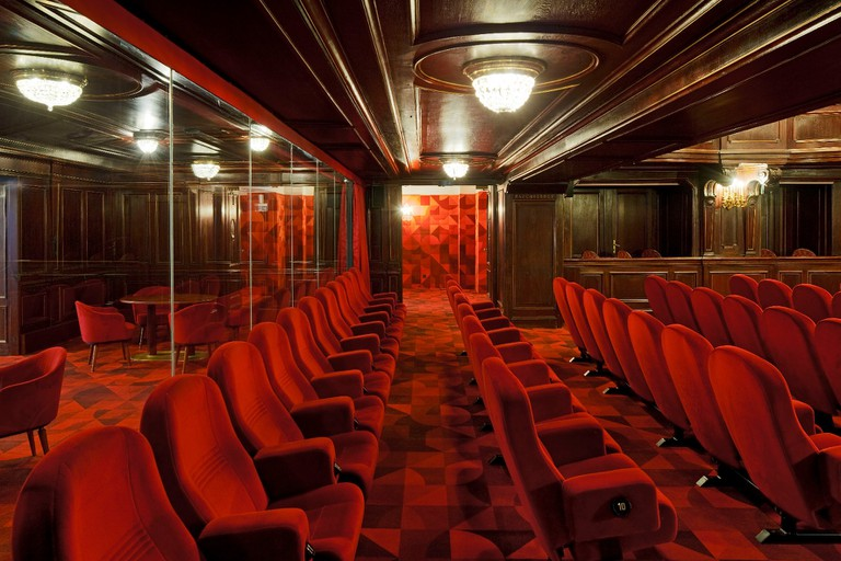 Metro Kino, Vienna, Remodelling
