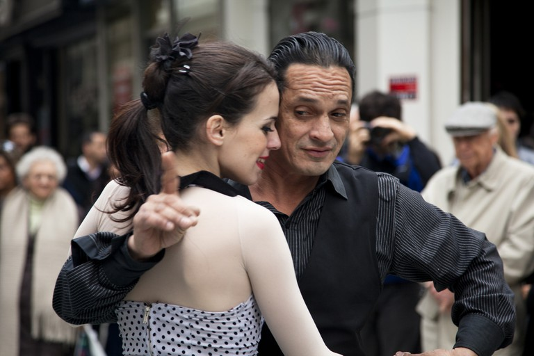 Tango in Buenos Aires | © alphis tay / Flickr