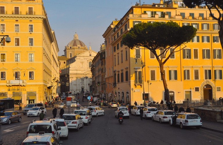 Rome taxis