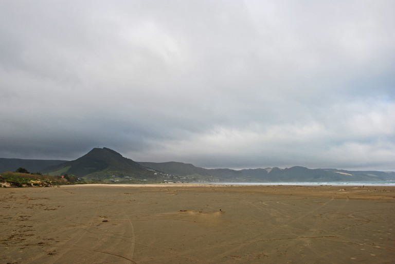 Southern End of 90 Mile Beach