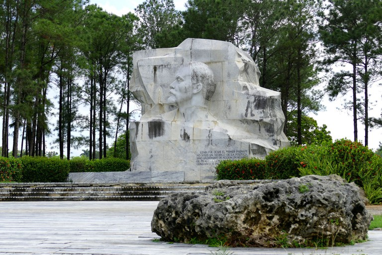 Lenin Monument, Havana