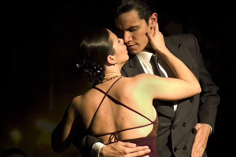 The drama of milonga and tango | © audrey_sel / Flickr