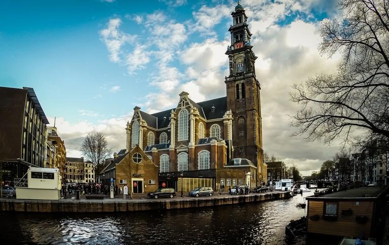 Westerkerk | © Paulius Malinovskis / Flickr